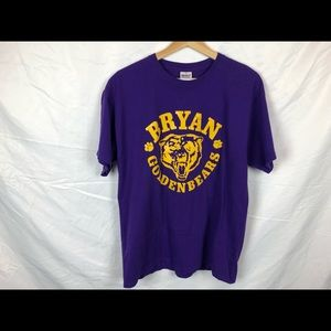 Bryan Golden Bears Tee